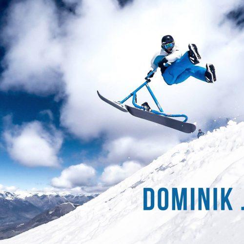 Dominik Jancek Les Orres Snowscoot Edit
