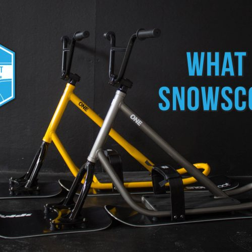 WHAT IS SNOWSCOOT ?